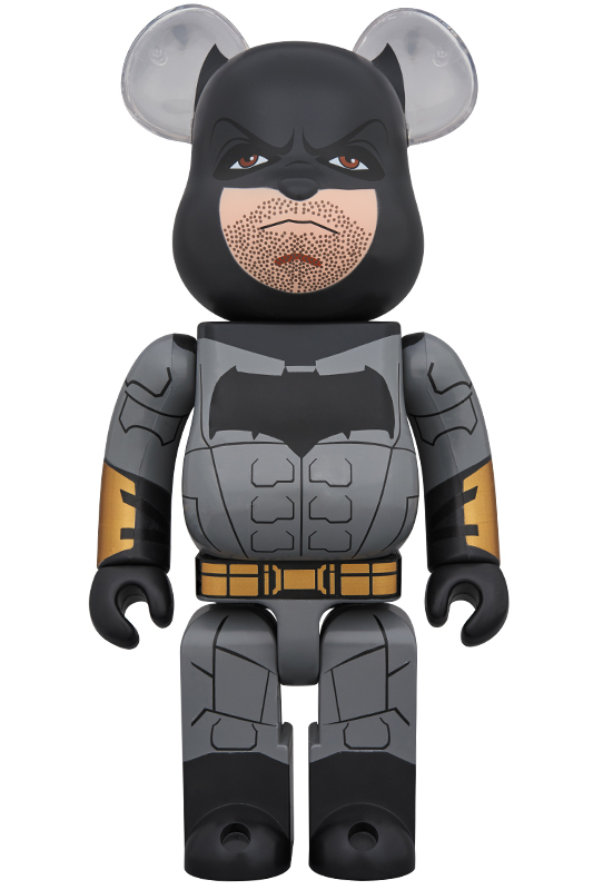 BE@RBRICK BATMAN(JUSTICE LEAGUE Ver.) 1000%