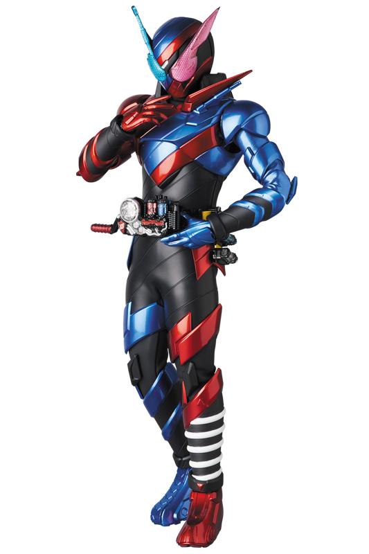 RAH GENESIS 仮面ライダービルド ラビットタンクフォーム《2018年12月発売予定》