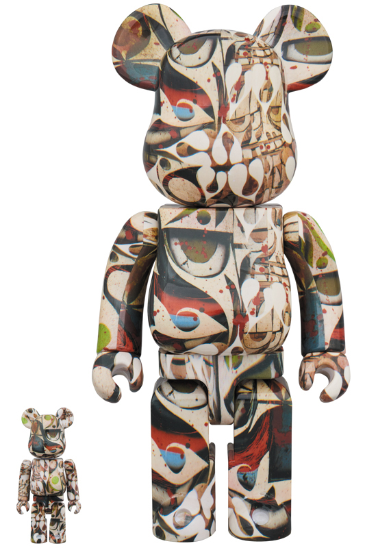 BE@RBRICK PHIL FROST 100% & 400%