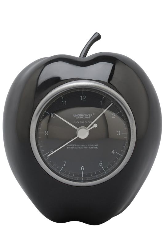 GILAPPLE CLOCK BLACK