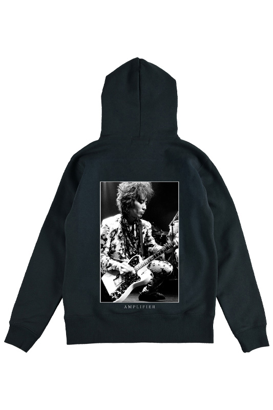"Amplifier ""3rd Anniversary Hoodie"" Series2 Amplifier ""村越弘明"" Hoodie"