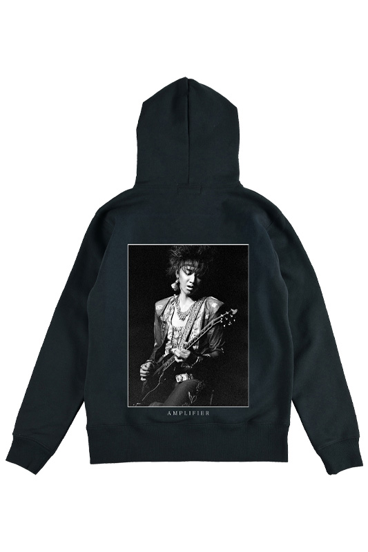 "Amplifier ""3rd Anniversary Hoodie"" Series2 Amplifier ""土屋公平・蘭丸"" Hoodie"