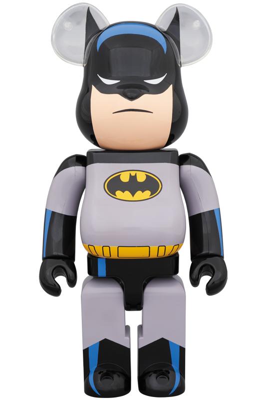 BE@RBRICK BATMAN ANIMATED 1000%《2019年11月発売・発送予定》
