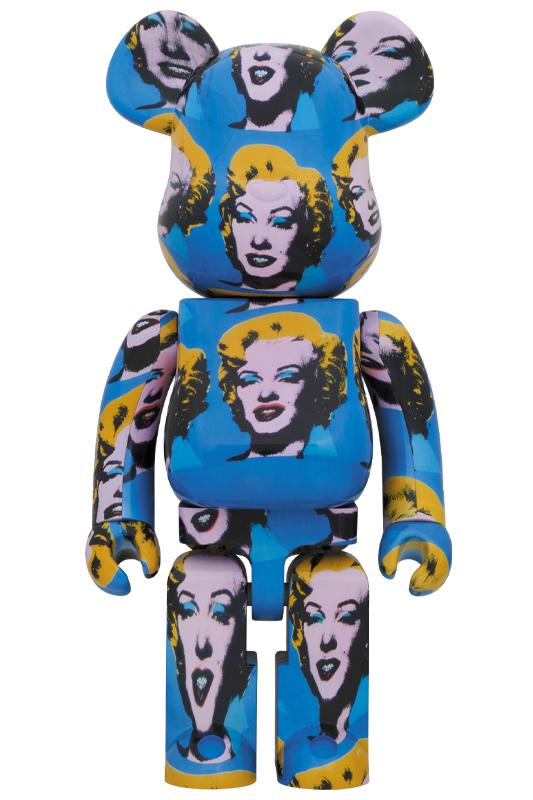 Andy Warhol's Marilyn Monroe BE@RBRICK 1000%《2020年6月発売・発送予定》