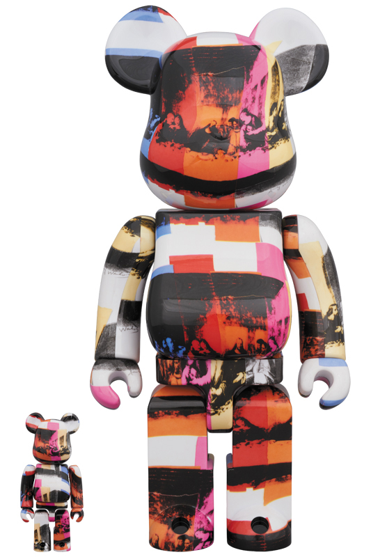 BE@RBRICK ANDY WARHOL The Last Supper 100% & 400%《2020年1月発売・発送予定》