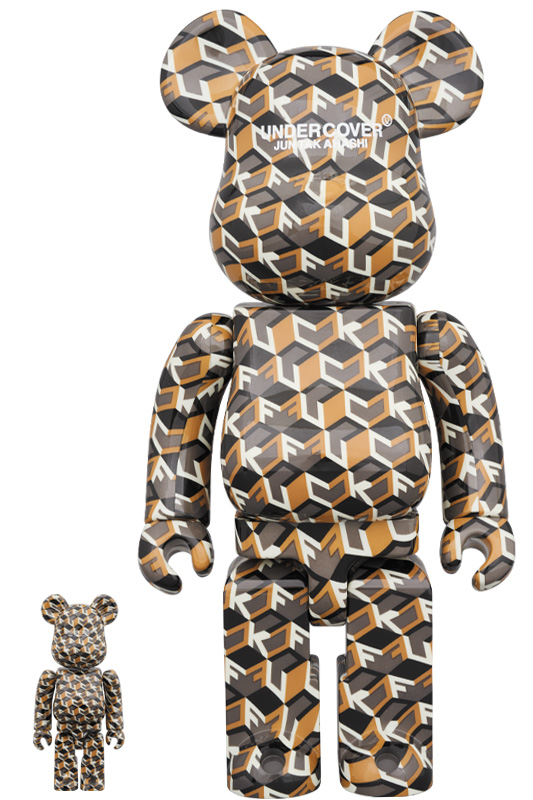 BE@RBRICK UNDERCOVER FUCK 100% & 400%