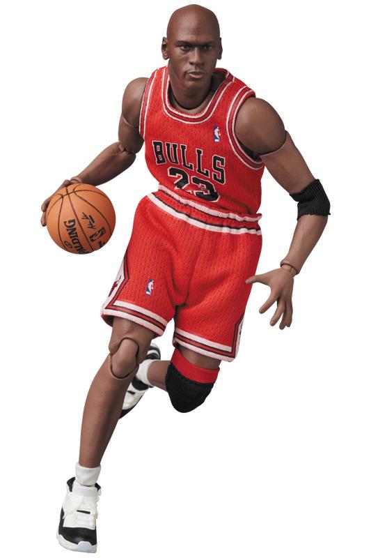 MAFEX Michael Jordan(Chicago Bulls)《2020年4月発売予定》