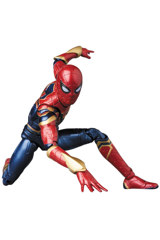 MAFEX IRON SPIDER《2019年5月発売予定》【楽天市場】