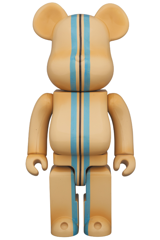 from the classic southern california style  culture BE@RBRICK STANDARD CALIFORNIA 400%