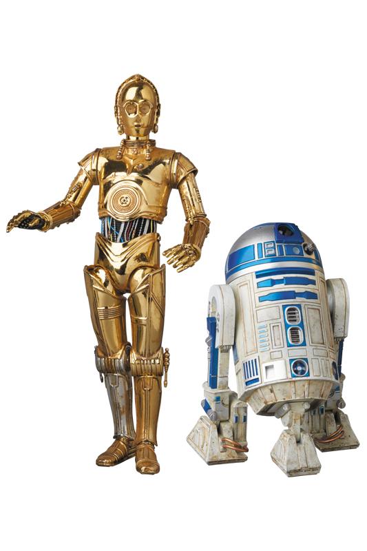 MAFEX C-3PO(TM) & R2-D2(TM)