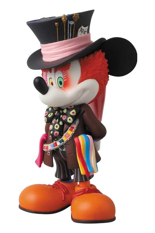 VCD ミッキーマウス as マッド・ハッター【Disneyzone】