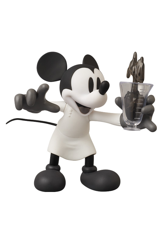 VCD MICKEY MOUSE(The Worm Turnsより)B/W Ver.【Disneyzone】