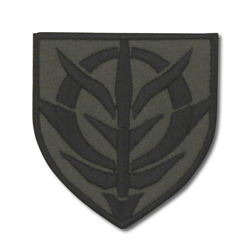 ネコポス ゆうパケット対応 コスパ 機動戦士ガンダム メーカー在庫限り品 ジオン 10月再販予定 ロービジタイプ ステンシルマーク 在庫一掃 予約商品 ワッペン