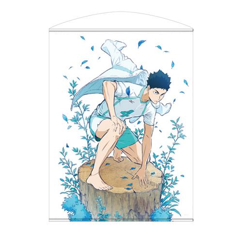 コスパ ハイキュー!! TO THE TOP 岩泉一 100cmタペストリー【2020年2月発売予定 予約商品】