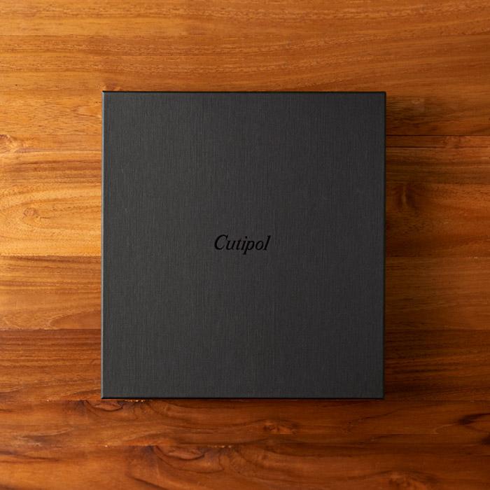 クチポール ゴア・ホワイト ディナーセット 6PCS / Cutipol GOA-White