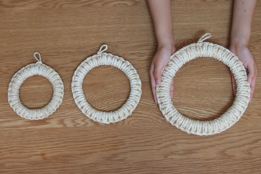 かごや コーン鍋敷 小 15cm 【1点までネコポス可】