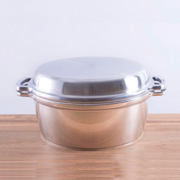 無水鍋 KING 無水調理 20cm 鍋 アルミ 正規認証品!新規格 本店