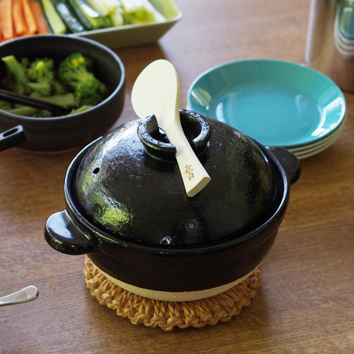 長谷園 1着でも送料無料 かまどさん 二合 土鍋 日本製 炊飯 セール特別価格 2合炊き