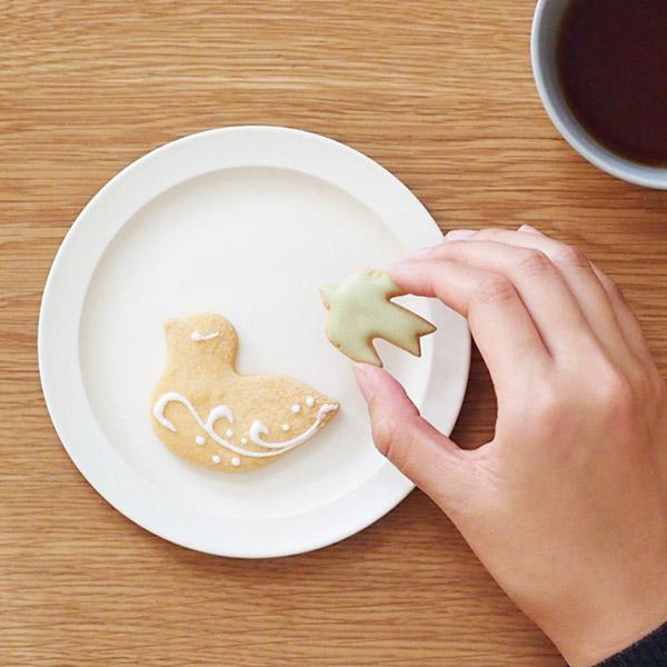 スーパーセール SAKUZAN Saraソーサー DAYシリーズ 信頼 和食器 プレート Sara 14cm クリーム