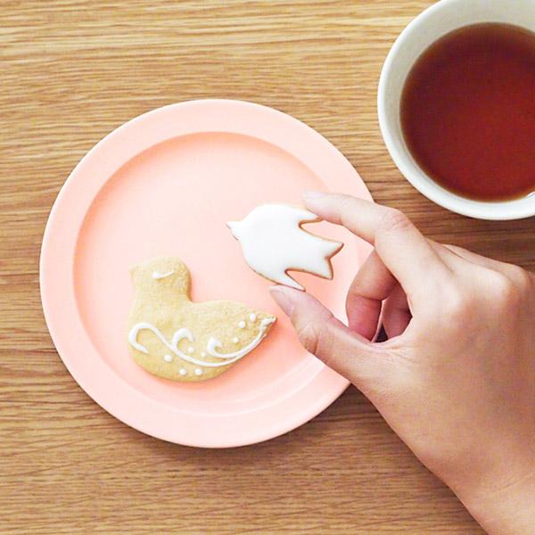 SAKUZAN Saraソーサー DAYシリーズ 和食器 激安 激安特価 送料無料 14cm Sara ピンク プレート 早割クーポン