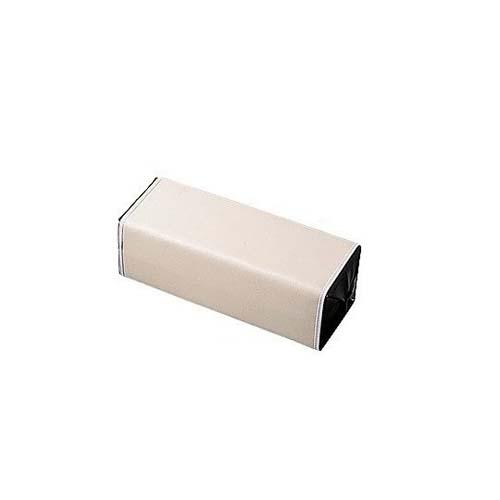 マクラ 国際ブランド 430 290mm ベージュ ショッピング 角マクラレザーカバー