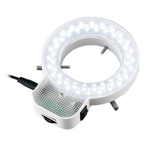 アズワン LEDリング照明 LEDチップ48個 二重巻 ARL-48S 公式ショップ 店