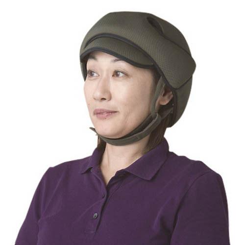 保護帽(アボネットガードD)普通サイズ 2007 ブラウン