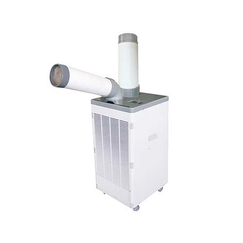 スポットクーラー 1馬力タイプ 排熱ダクト付き KSM250D(送風機)