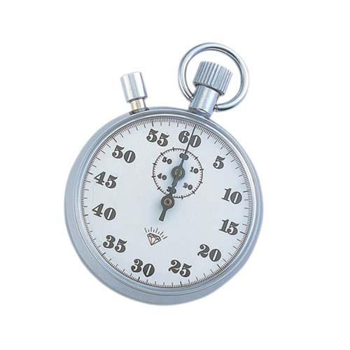 時間指定不可 限定モデル アズワン ストップウォッチ 手巻き式 newy 866 60分計