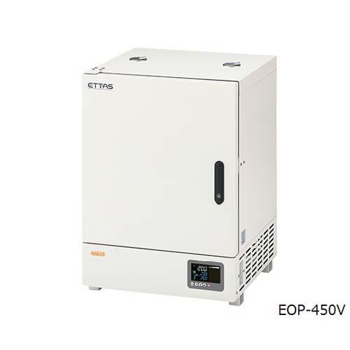 新作モデル 定温乾燥器 (プログラム機能仕様・自然対流式) 87L EOP-450V, カワゴエシ 3a3dc995
