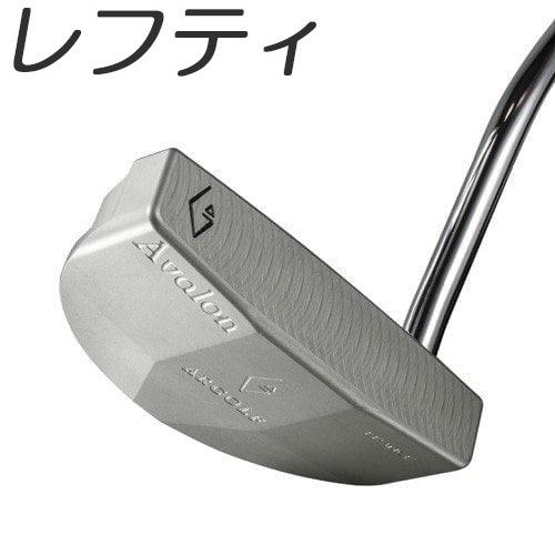 【レフティモデル】AR Golf Avalon Putter エーアール ゴルフ アバロン パター