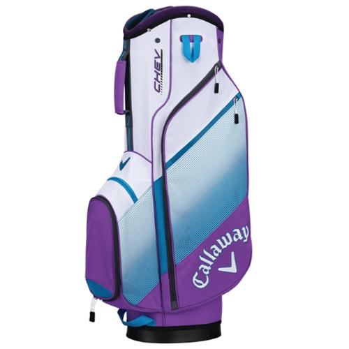 Callaway 2018 Women'S Chev Cart Bag キャロウェイゴルフ レディス シェブ カートバッグ