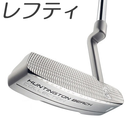 【レフティモデル】Cleveland Golf Huntington Beach 1 Putter クリーブランド ハンティントン ビーチ #1 パター