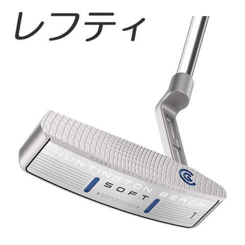 【レフティモデル】Cleveland Golf Huntington Beach Soft 1 Putter クリーブランド ハンティントン ビーチ ソフト 1 パター