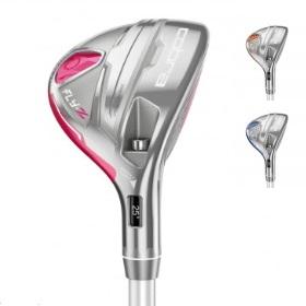 Cobra Golf Women's Fly-Z Hybrid コブラゴルフ レディス フライ Z ハイブリッド Fly-Z Graphite - Matrix VLCT ALTUS Graphite
