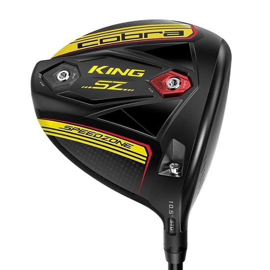 Cobra Golf King Speedzone Tour Length Driver コブラゴルフ キング スピードゾーン ツアーレングス ドライバー メーカーカスタムシャフトモデル