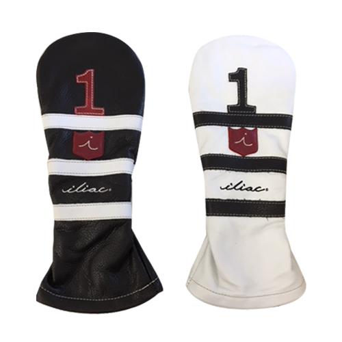 iliac Golf PoloII Driver Headcovers イリアック ゴルフ ポロII ドライバー ヘッドカバー