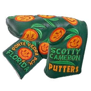 Scotty・Cameron 2014 Web.com Dancing Orange Slices Headcover スコッティ・キャメロン 2014 ウェブ ドット コム ダンシング オレンジ スライス パターカバー 100599