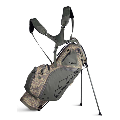Sun Mountain 4.5LS Supercharged Stand Bag サンマウンテン フォーファイブ スーパーチャージ スタンド バッグ
