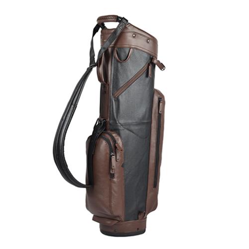 Sun Mountain Leather Cart Bag サンマウンテン レザー カート バッグ
