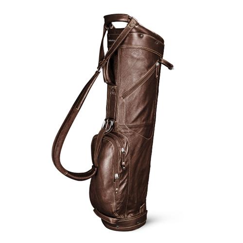 Sun Mountain Leather Sunday Cart Bag サンマウンテン レザーサンデー カート バッグ