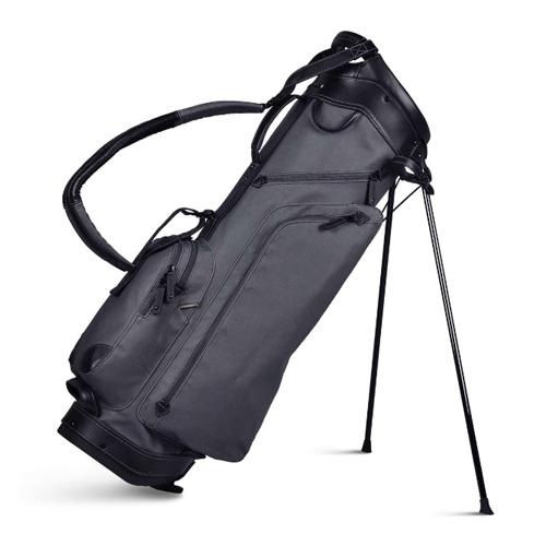 Sun Mountain Canvas/Leather Stand Bag サンマウンテン キャンバス/レザー スタンド バッグ