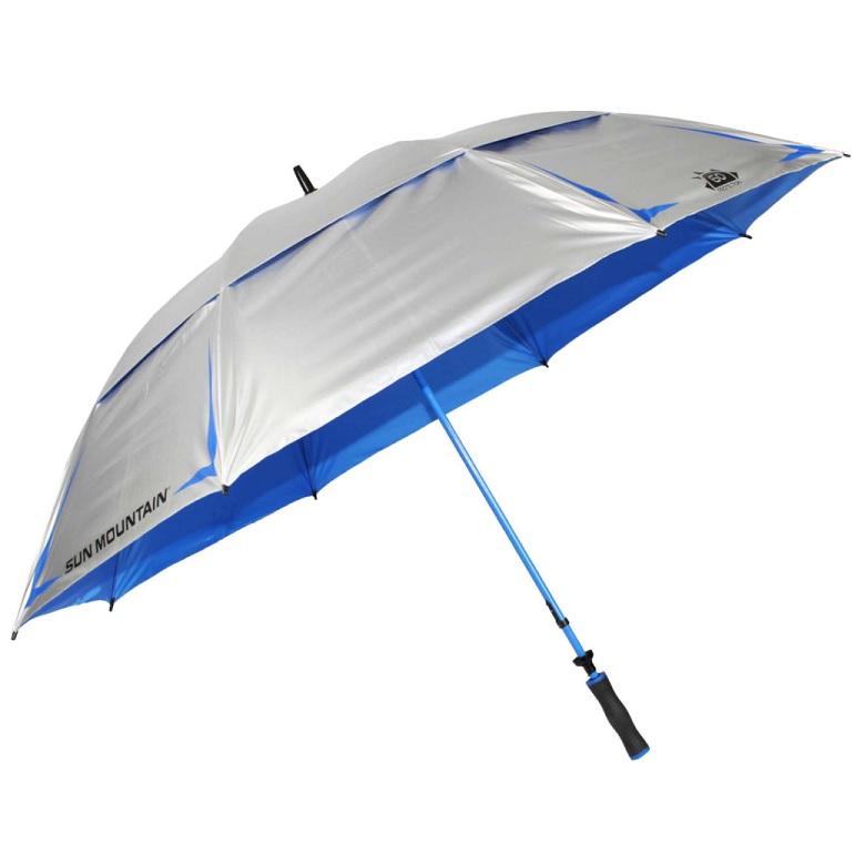 日本未発売 Sun Mountain 購買 Silver Series デポー Double Canopy 68