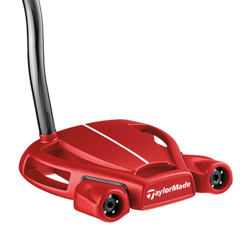 TaylorMade Spider Tour Red Double Bend Putter テーラーメイド スパイダー ツアー レッド ダブル ベンド パター