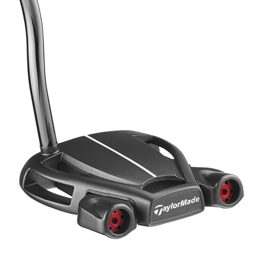 TaylorMade Spider Tour Black Double Bend Putter テーラーメイド スパイダー ツアー ブラック ダブルベンド パター