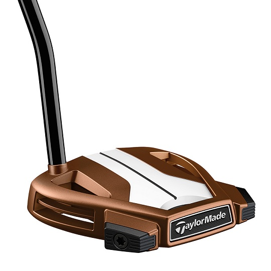 TaylorMade Spider X Copper Single Bend Putter テーラーメイド スパイダー エックス カッパー シングル ベンド パター