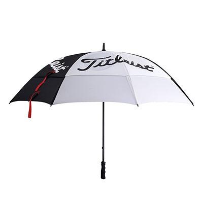 【日本未発売モデル!】Titleist Double Canopy Umbrella タイトリスト ダブル キャノピー アンブレラ