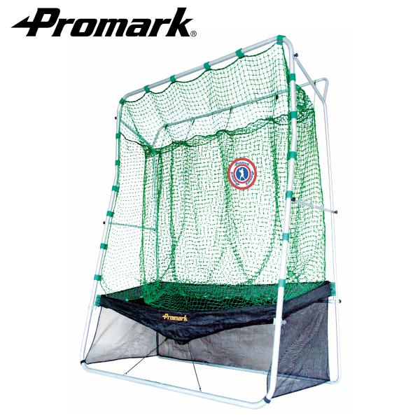 送料無料PROMARK・プロマーク バッティングトレーナー・ソフトネット連続 HTN-88(ネット 網 練習器具 練習 トレーニング スポーツ用品 ソフトボール)