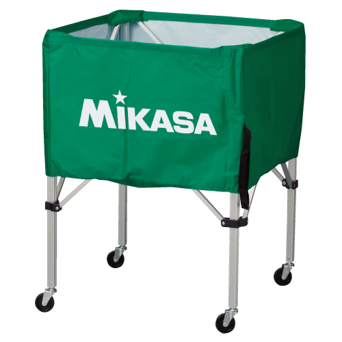 ミカサ 【MIKASA】 ボールカゴ (フレーム・幕体・キャリーケース3点セット) BC-SP-H-G 1005_flash 02P03Dec16