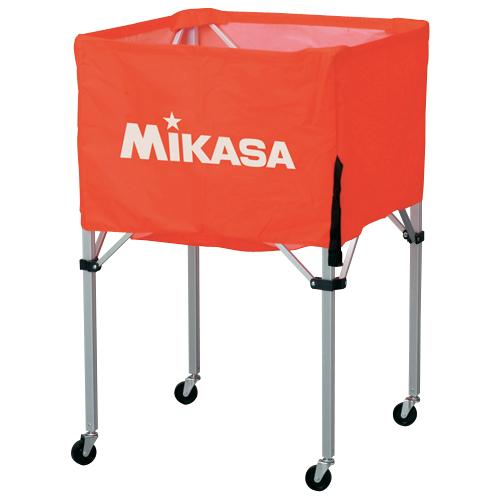 ミカサ 【MIKASA】 ボールカゴ (フレーム・幕体・キャリーケース3点セット) BC-SP-H-O 1005_flash 02P03Dec16